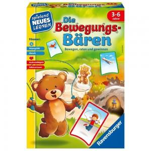 Die Bewegungs-Bären