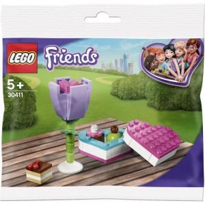 Lego Bags Pralinenschachtel & Blume