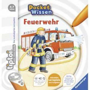 tiptoi® Pocket Feuerwehr