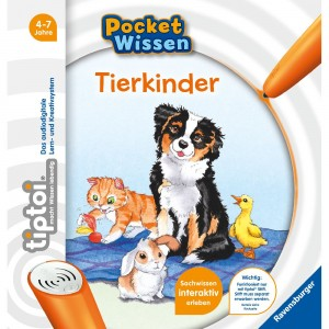 tiptoi® Pocket Tierkinder