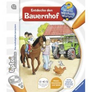 tiptoi® WWW Bd. 1, Entdecke den Bauernhof