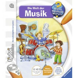tiptoi® WWW Bd. 3, Die Welt der Musik