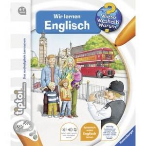 tiptoi® WWW Bd. 5, Wir lernen Englisch