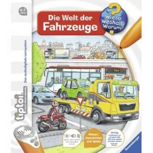 tiptoi® WWW Bd. 12, Die Welt der Fahrzeuge