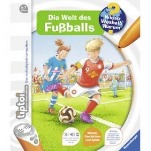 tiptoi® WWW Bd. 21, Die Welt des Fußballs