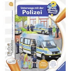 tiptoi® WWW Bd. 22, Unterwegs mit der Polizei