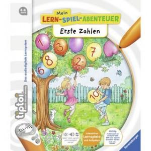 tiptoi® Mein Lern-Spiel-Abenteuer Erste Zahlen