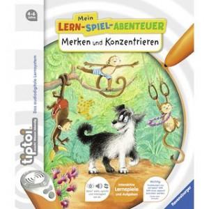 tiptoi® Mein Lern-Spiel-Abenteuer Merken und Konzentrieren