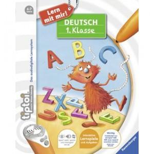 tiptoi® Lern mit mir! Deutsch 1. Klasse