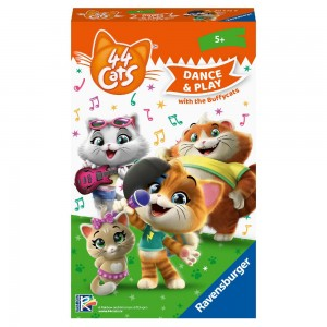 44 Cats Dance & Play