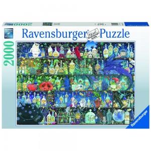 Der Giftschrank Puzzle 2000 Teile