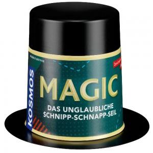 Magic Mini Zauberhut - Das unglaubliche Schnipp-Schnapp-Seil