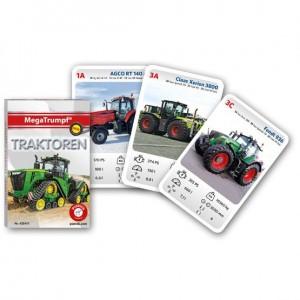 Traktoren Megatrumpf, Großbild-Quartette