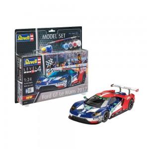 Model Set Ford GT - Le Mans