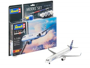 Model Set Airbus A321neo