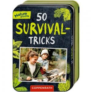 50 Survival-Tricks Nature Zoom