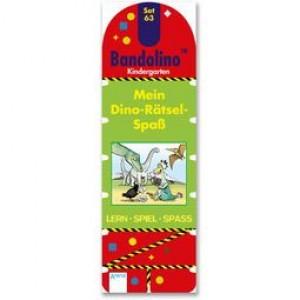Bandolino Set 63 Mein Dino-Rätsel-Spaß