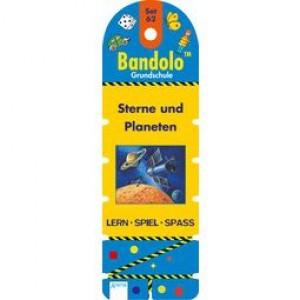 Bandolo Set 62 Grundschule. Sterne und Planeten
