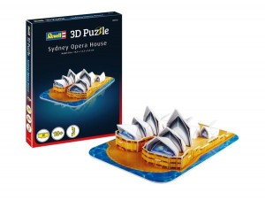Mini 3D Puzzle Oper Sydney