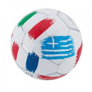 Fußball Flaggen Gr. 5/22cm, 330gr