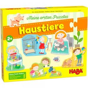 Meine ersten Puzzles – Haustiere HABA