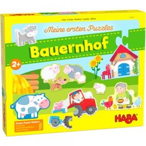 Meine ersten Puzzles – Bauernhof HABA