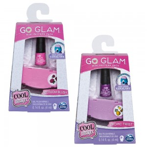 Go Glam Nails - Fashion Pack - Mini - refresh