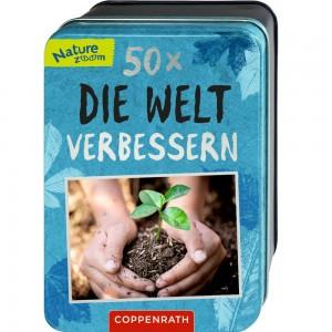 50x Die Welt verbessern Nature Zoom