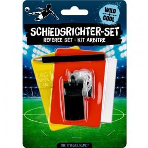 Schiedsrichter-Set Fußball Wild+Cool