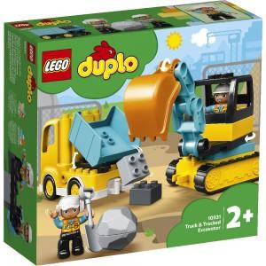 Bagger und Laster LEGO® DUPLO® 10931