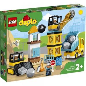 Baustelle mit Abrissbirne LEGO® DUPLO® 10932