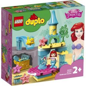 Arielles Unterwasserschloss LEGO® DUPLO® 10922