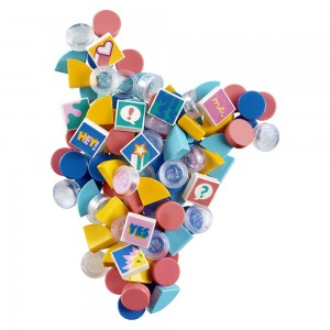 Armband Ergänzungsset Comic 41916 LEGO® DOTS