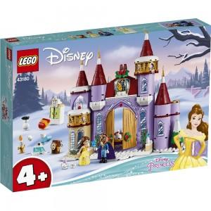 Belles winterliches Schloss LEGO® Disney Princess 43180