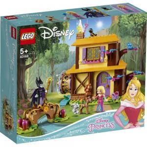 Auroras Hütte im Wald LEGO® Disney Princess 43188