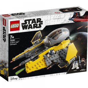 Anakins Jedi™ Interceptor LEGO® Star Wars™ 75281