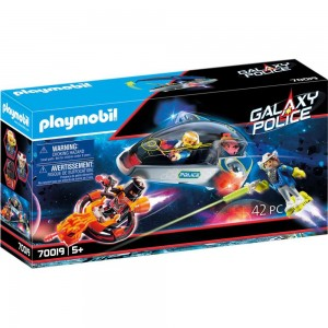 Galaxy Police-Glider Playmobil 70019