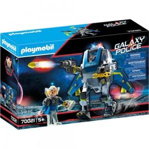 Galaxy Police-Roboter Playmobil 70021