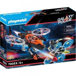 Galaxy Pirates-Heli Playmobil 70023