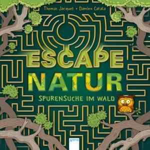 Escape Natur-Spurensuche im Wald