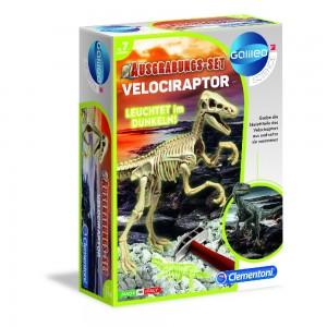 GALILEO Ausgrabungs-Set Velociraptor
