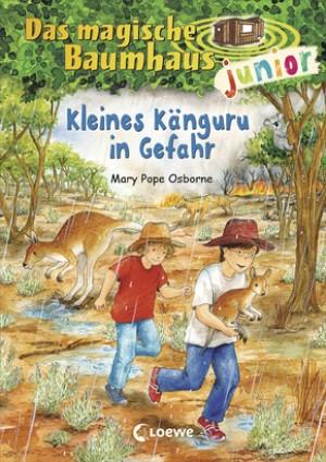 Das magische Baumhaus junior 18 - Kleines Känguru in Gefahr