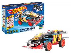 "Hot Wheels Maker Kitz ""Winning Formula"", schwarz 1:32"