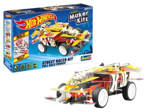 "Hot Wheels Maker Kitz ""Winning Formula"", orange 1:32"