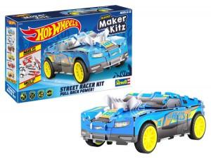 """Hot Wheels Maker Kitz """"D-Muscle"""" 1:32"""