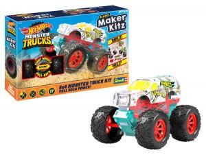 """Hot Wheels Monster Truck Maker Kitz """"Hissy Fit""""´ 1:32"""