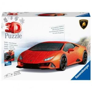 Lamborghini Huracán 3D Puzzle