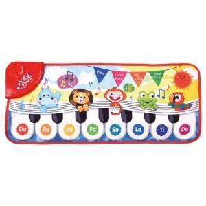 Babys erste Musik Spielmatte Tap & Play