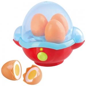 Eierkocher mit Funktion