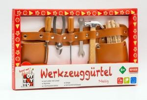 Werkzeuggürtel aus Leder 630